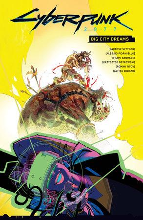Cyberpunk 2077: Big City Dreams