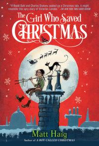 Cover of The Girl Who Saved Christmas