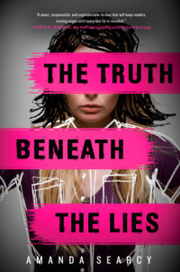 Book cover for The Truth Beneath the Lies