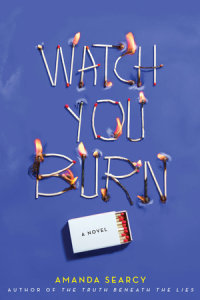 Cover of Watch You Burn cover