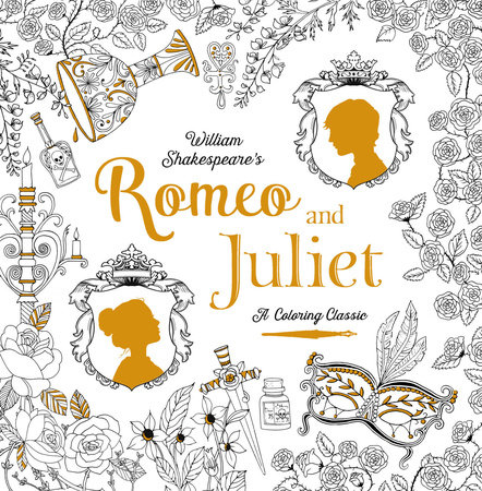 Romeo and Juliet: A Coloring Classic