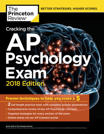 Cracking the AP Psychology Exam, 2018 Edition