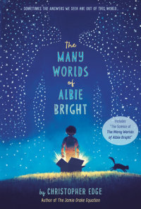 Cover of The Many Worlds of Albie Bright cover