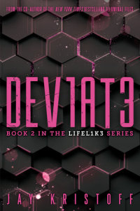 Book cover for DEV1AT3 (Deviate)