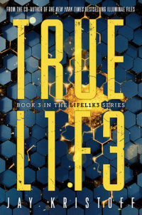 Book cover for TRUEL1F3 (Truelife)