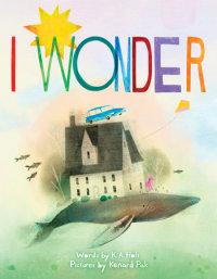 Book cover for I Wonder