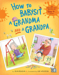 Book cover for How to Babysit a Grandma and a Grandpa boxed set