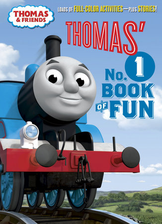 Thomas' No.1 Book of Fun (Thomas & Friends)