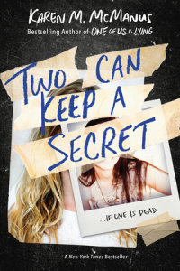 Cover of Two Can Keep a Secret cover