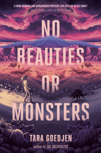 Cover of No Beauties or Monsters cover