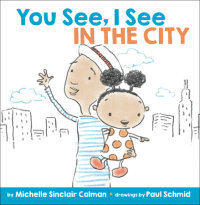 Cover of You See, I See: In the City cover