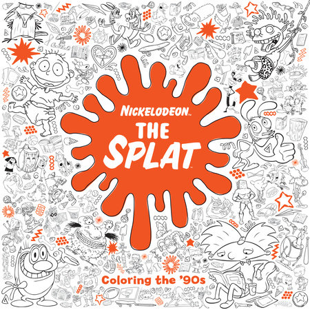 The Splat: Coloring the '90s (Nickelodeon)