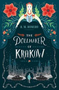 Cover of The Dollmaker of Krakow