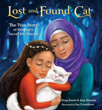 Cover of Lost and Found Cat cover