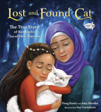 Cover of Lost and Found Cat
