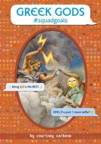 Book cover for Greek Gods #squadgoals