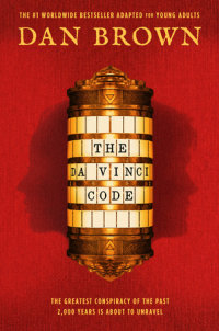 Cover of The Da Vinci Code (The Young Adult Adaptation) cover