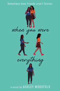 Cover of When You Were Everything cover