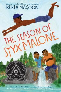 Cover of The Season of Styx Malone cover