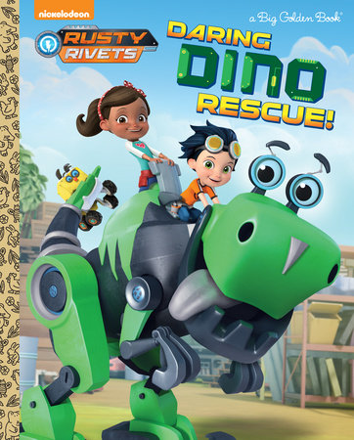 Daring Dino Rescue! (Rusty Rivets)