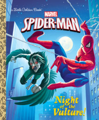Book cover for Night of the Vulture! (Marvel: Spider-Man)