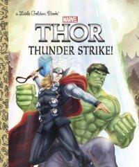 Book cover for Thunder Strike! (Marvel: Thor)