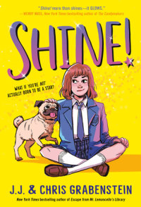 Cover of Shine! cover
