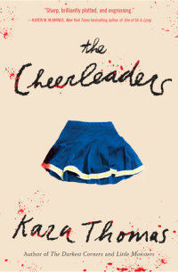 Cover of The Cheerleaders cover