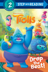 Cover of Drop the Beat! (DreamWorks Trolls) cover