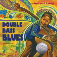Cover of Double Bass Blues