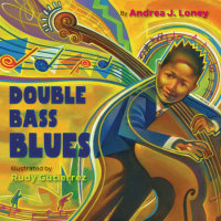 Cover of Double Bass Blues cover