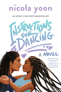 Cover of Instructions for Dancing cover
