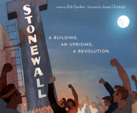Cover of Stonewall: A Building. An Uprising. A Revolution cover