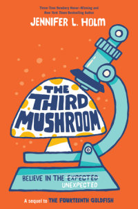 Cover of The Third Mushroom cover