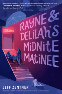 Book cover for Rayne & Delilah\'s Midnite Matinee