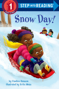 Book cover for Snow Day!