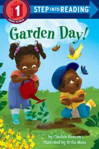 Book cover for Garden Day!