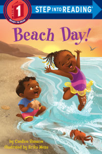 Book cover for Beach Day!