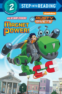 Book cover for Magnet Power! (Rusty Rivets)