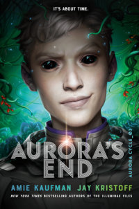 Book cover for Aurora\'s End
