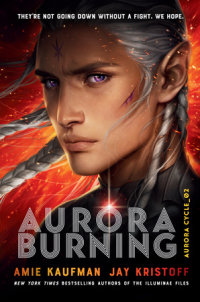 Cover of Aurora Burning cover
