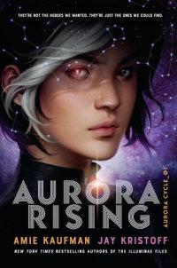 Cover of Aurora Rising cover