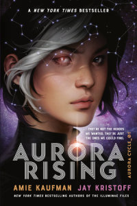 Book cover for Aurora Rising