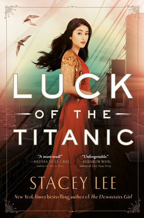 Cover image for Luck of the Titanic
