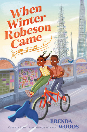 When Winter Robeson Came