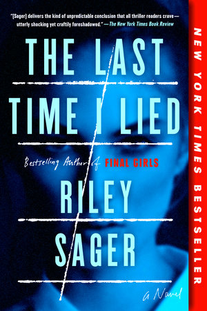 Cover image for The Last Time I Lied