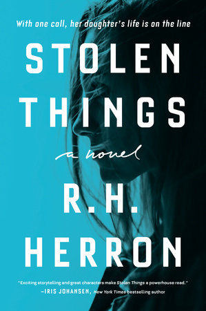 Cover image for Stolen Things
