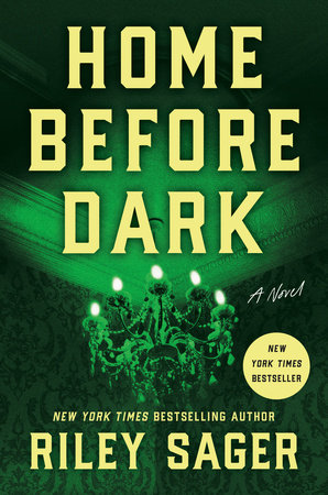 Cover image for Home Before Dark