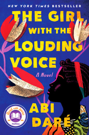 Cover of The Girl with the Louding Voice
