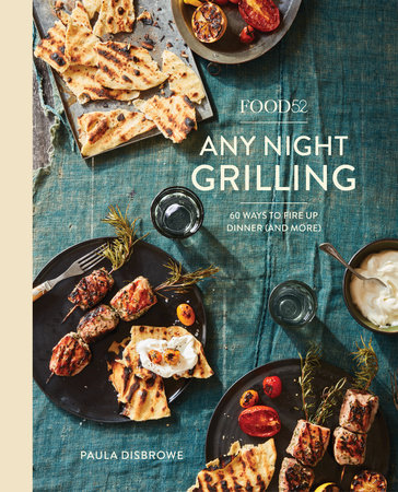 Cover image for Food52 Any Night Grilling